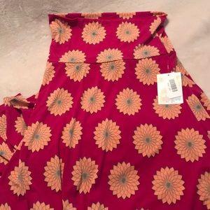 Lularoe Maxi Skirt Floral! XS